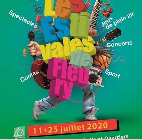 """Les """"Estivales de Fleury-les-Aubrais"""" à découvrir dès samedi 1"""