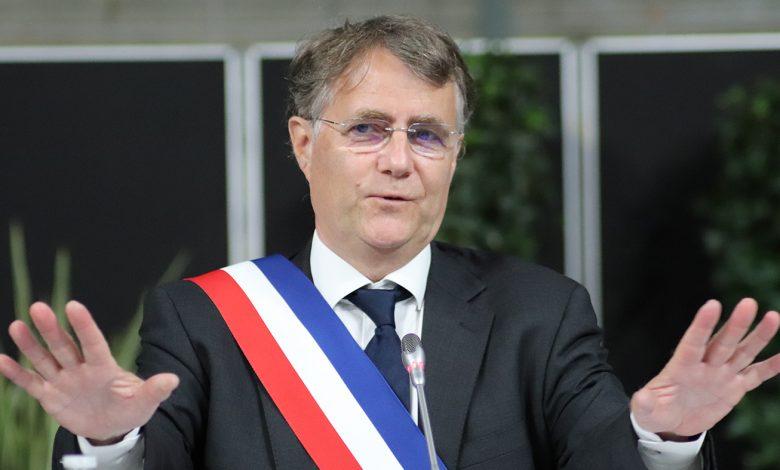 Serge Grouard, a été élu, samedi, 55ème maire d'Orléans. 1