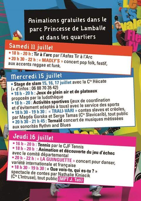 """Les """"Estivales de Fleury-les-Aubrais"""" à découvrir dès samedi 2"""