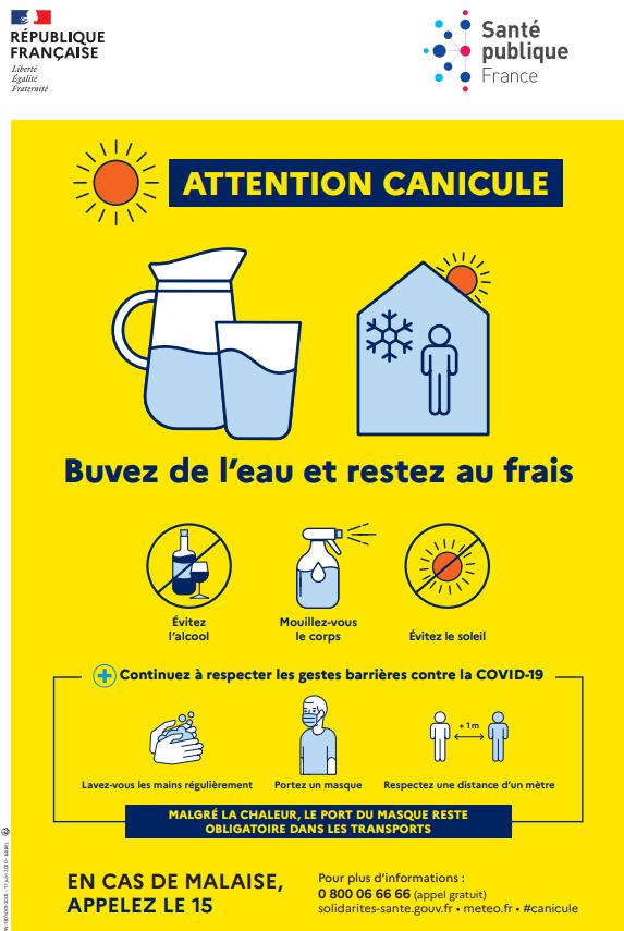 Plan canicule : la mairie d'Orléans pleinement mobilisée 2