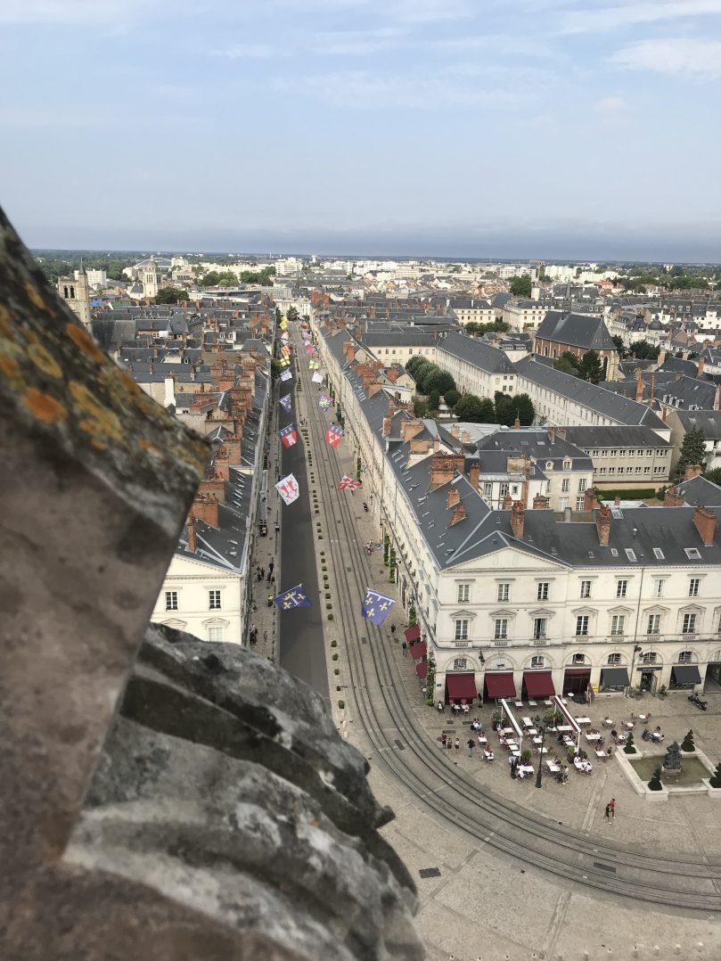 """Découvrir Orléans autrement avec la visite """"Orléans de haut en bas"""" 12"""