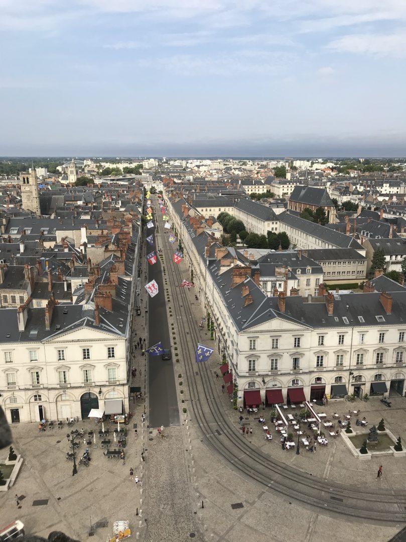 """Découvrir Orléans autrement avec la visite """"Orléans de haut en bas"""" 13"""