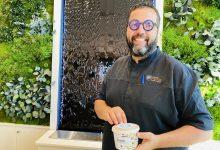 Photo of Sébastien Papion lance sa gamme de glaces !