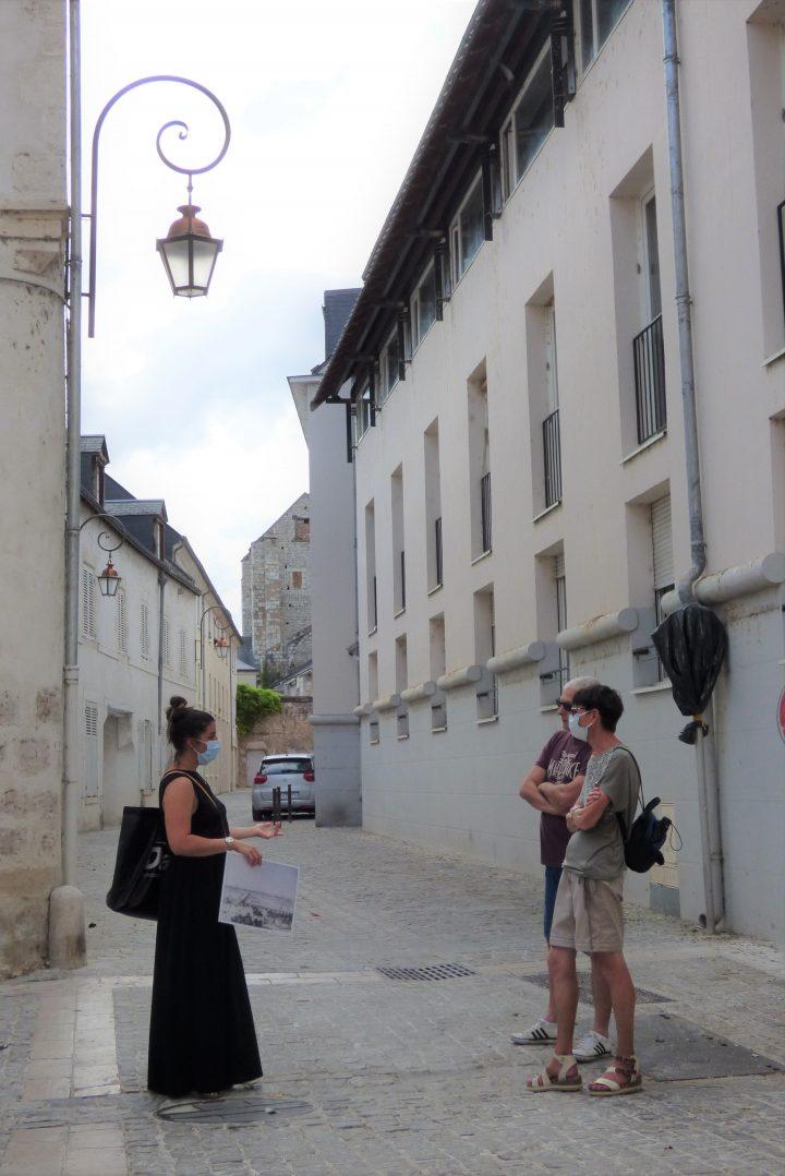 """Visite guidée : """"Orléans La Secrète"""" 4"""