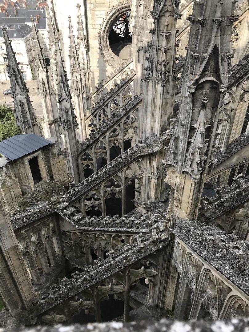 """Découvrir Orléans autrement avec la visite """"Orléans de haut en bas"""" 2"""