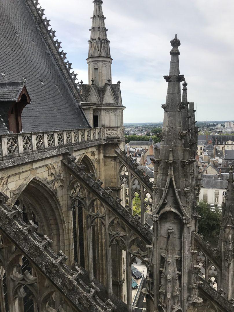"""Découvrir Orléans autrement avec la visite """"Orléans de haut en bas"""" 3"""