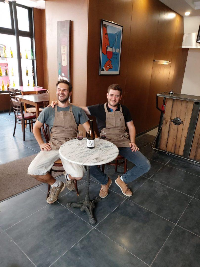Glouglou, le nouveau restaurant bar à vins du centre ville à découvrir ! 2