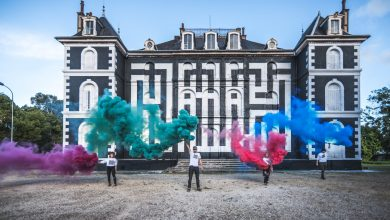 Photo de Arts urbains et concerts ce week-end au Label Valette Festival