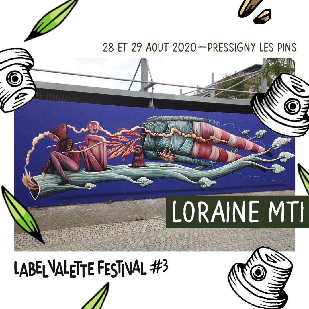 Arts urbains et concerts ce week-end au Label Valette Festival 5