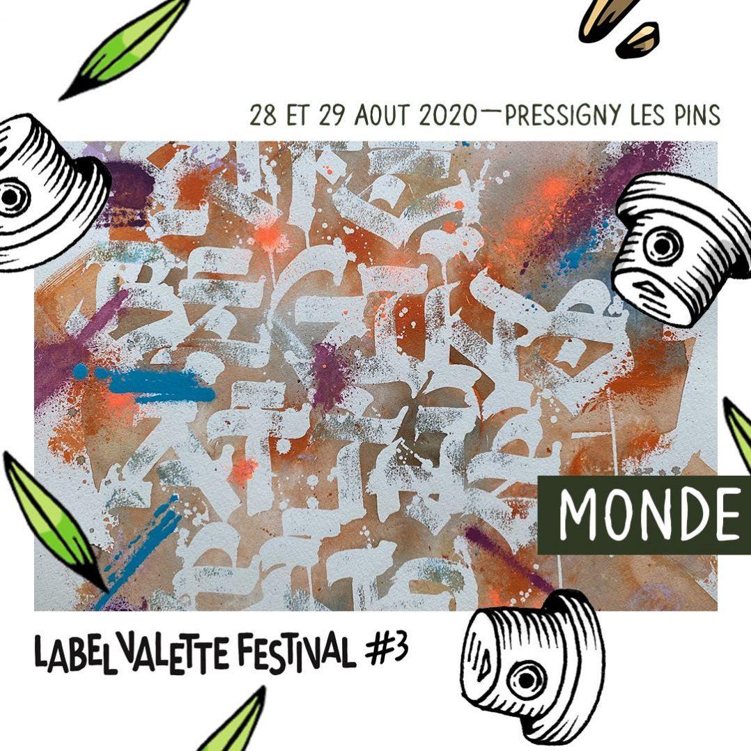 Arts urbains et concerts ce week-end au Label Valette Festival 6