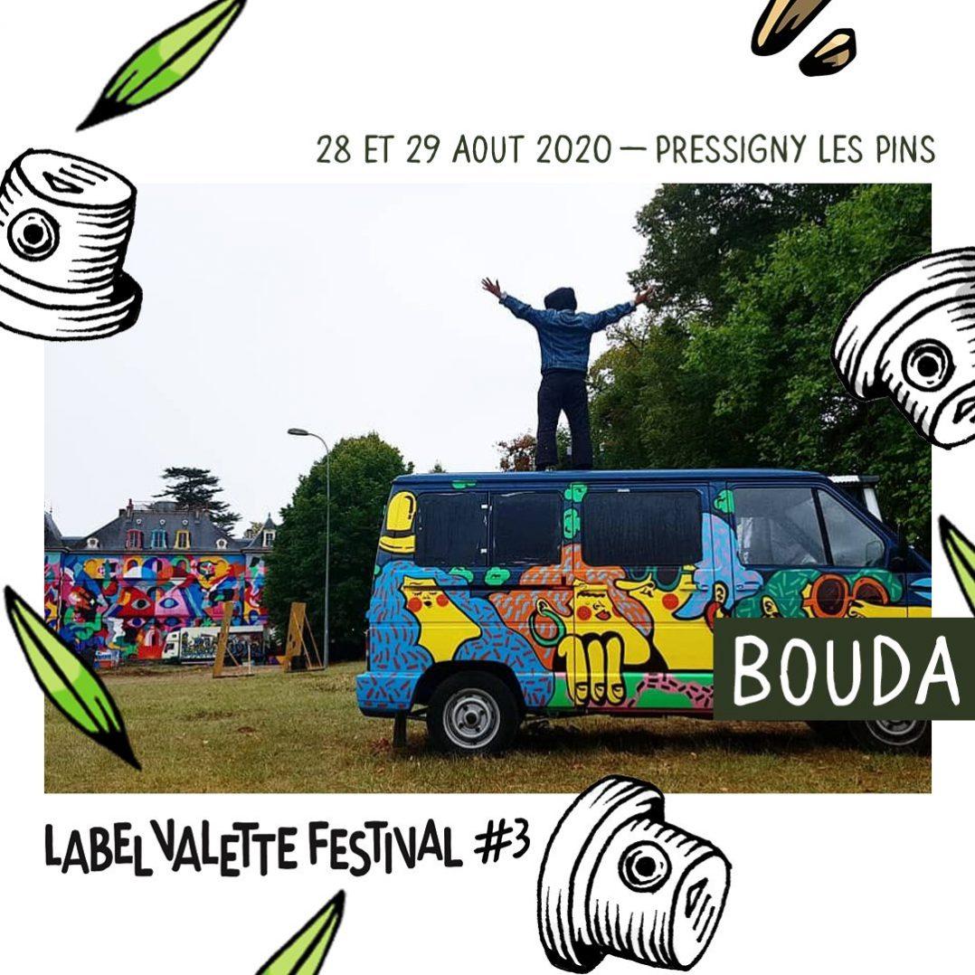 Arts urbains et concerts ce week-end au Label Valette Festival 9