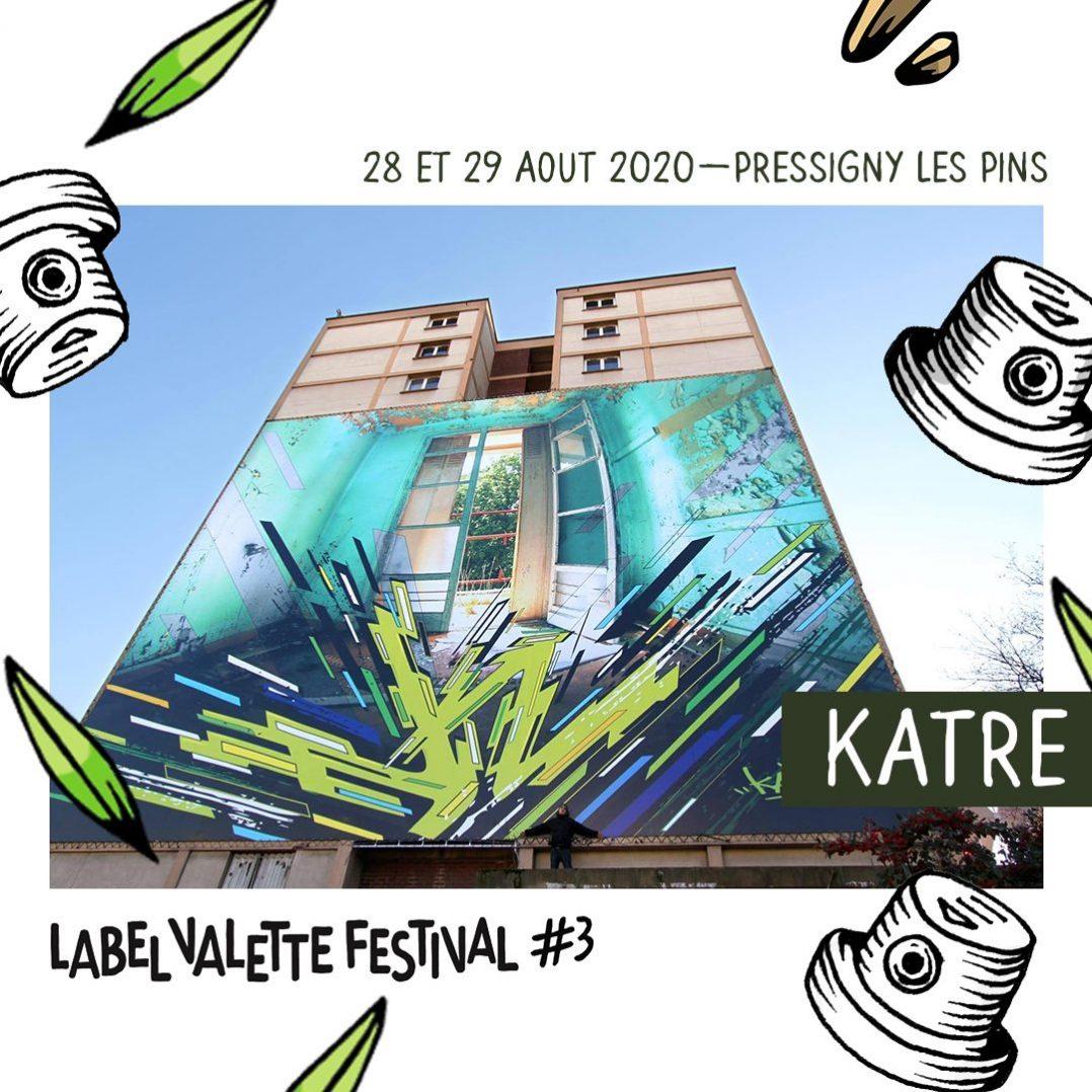 Arts urbains et concerts ce week-end au Label Valette Festival 12