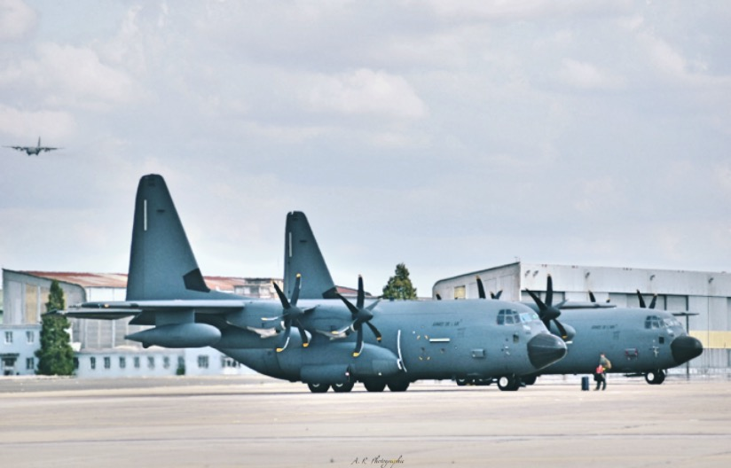 L'escadron de transport 3/61 « Poitou » fête ses 75 ans ! 13