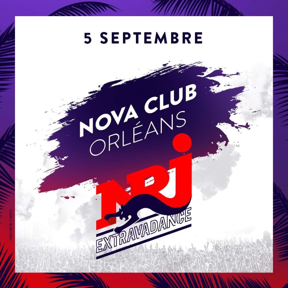 Le Nova Club à l'honneur sur NRJ 2