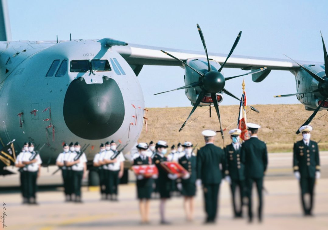 L'escadron de transport 3/61 « Poitou » fête ses 75 ans ! 2
