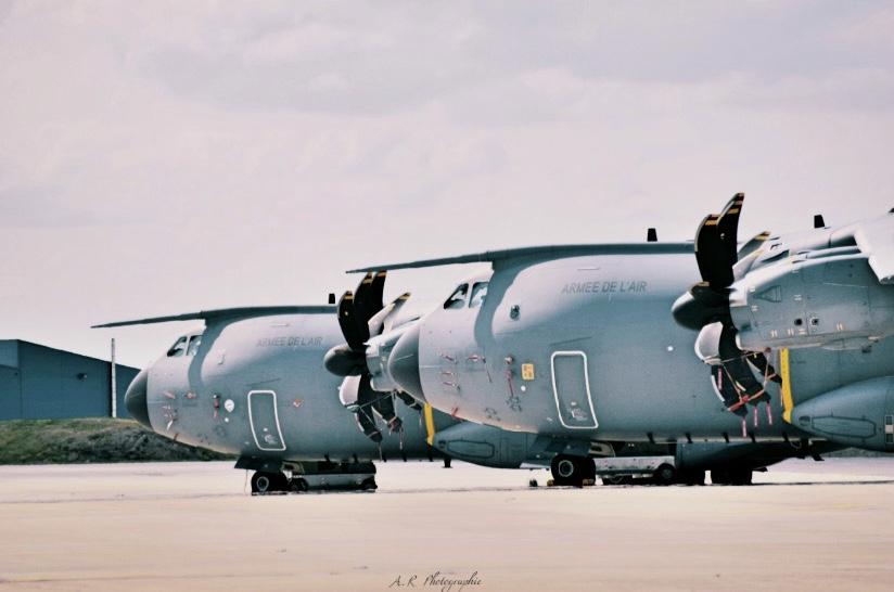 L'escadron de transport 3/61 « Poitou » fête ses 75 ans ! 19