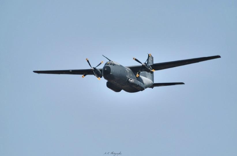 L'escadron de transport 3/61 « Poitou » fête ses 75 ans ! 9