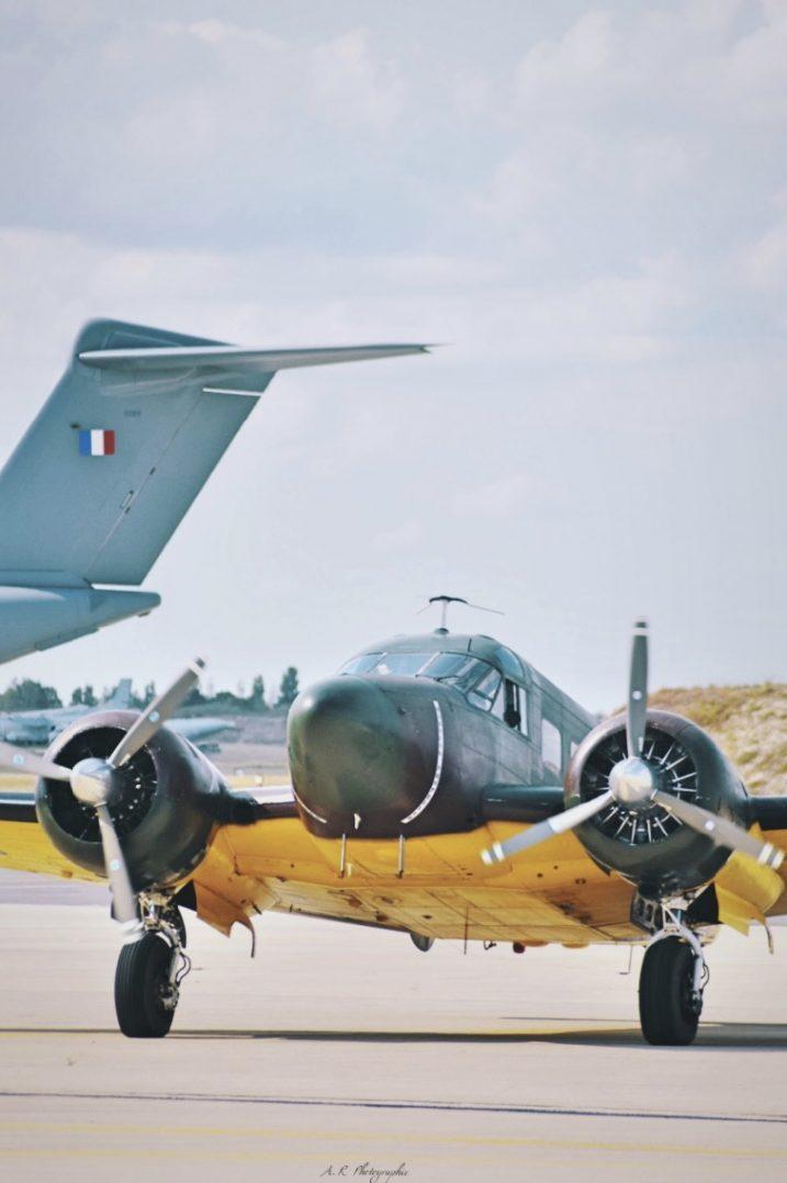L'escadron de transport 3/61 « Poitou » fête ses 75 ans ! 3