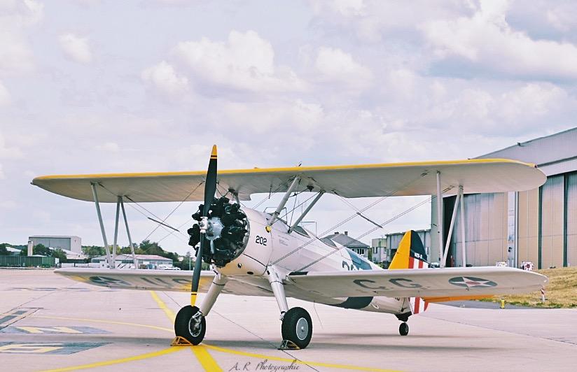 L'escadron de transport 3/61 « Poitou » fête ses 75 ans ! 12