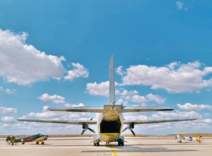L'escadron de transport 3/61 « Poitou » fête ses 75 ans ! 5
