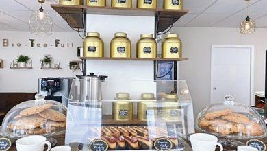 Photo de Bio-Tea-Ful : le nouveau salon de thé fleuriste à Orléans