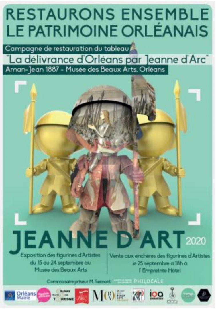 Fêtes de Jeanne d'Arc 2020 : le programme 3