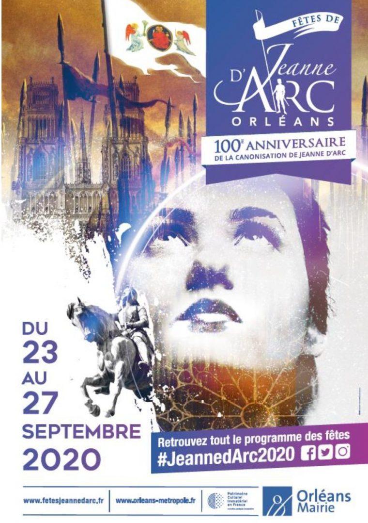 Fêtes de Jeanne d'Arc 2020 : le programme 2