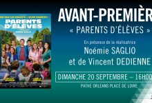 Photo de Noémie Saglio et Vincent Dedienne viennent présenter  «Parents d'élèves»