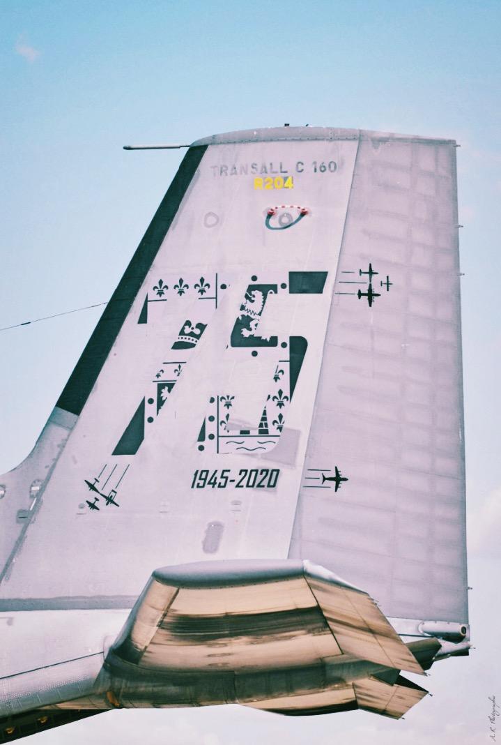 L'escadron de transport 3/61 « Poitou » fête ses 75 ans ! 14