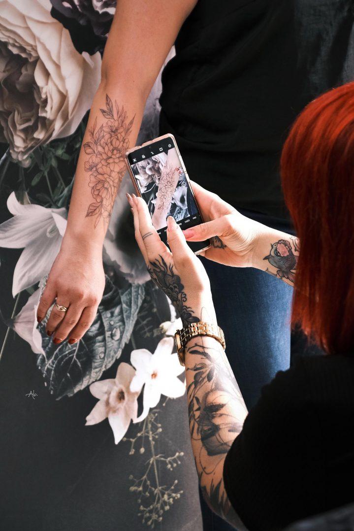 Les Fleurs Noires : arts et tatouages 8