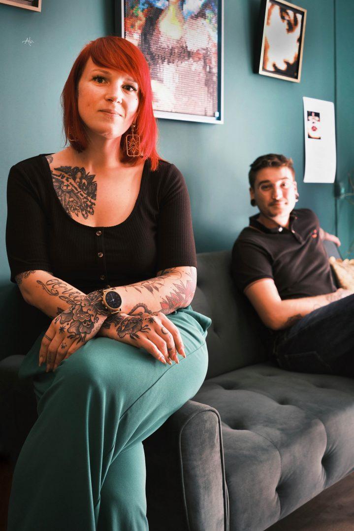 Les Fleurs Noires : arts et tatouages 7