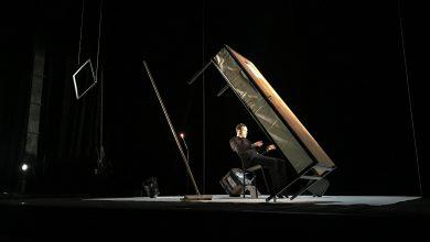 Photo de Dans les coulisses de la création du spectacle Eclipse de Basile Narcy