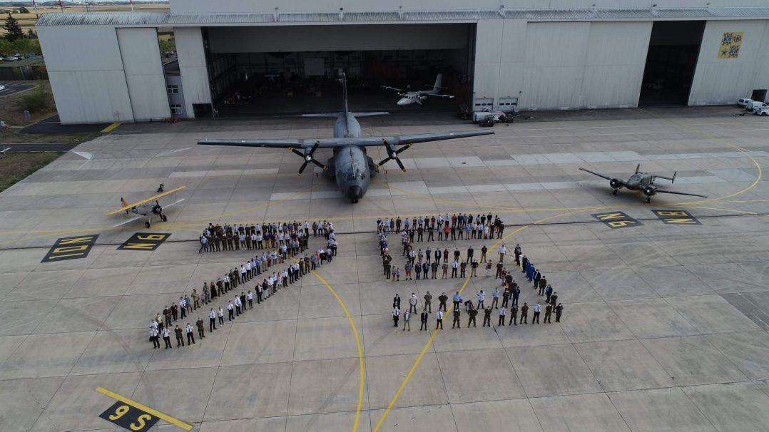 L'escadron de transport 3/61 « Poitou » fête ses 75 ans ! 21