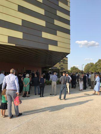 Olivet inaugure sa nouvelle salle de spectacle, L'Alliage 2