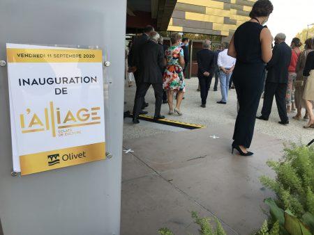 Olivet inaugure sa nouvelle salle de spectacle, L'Alliage 3