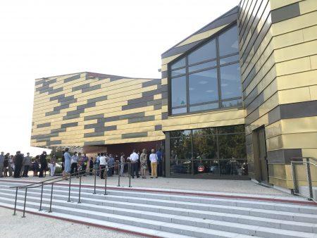 Olivet inaugure sa nouvelle salle de spectacle, L'Alliage 5