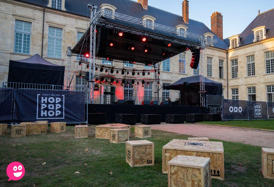 Hop Pop Hop : inauguration sous le signe de l'émotion 3