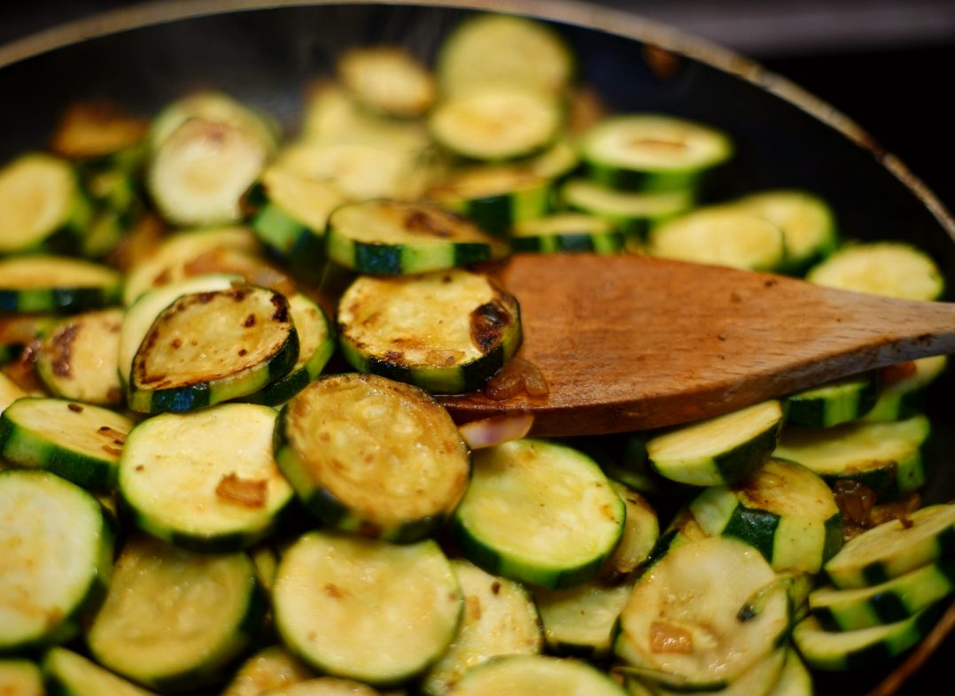 La recette du jour : lasagnes de courgettes 2