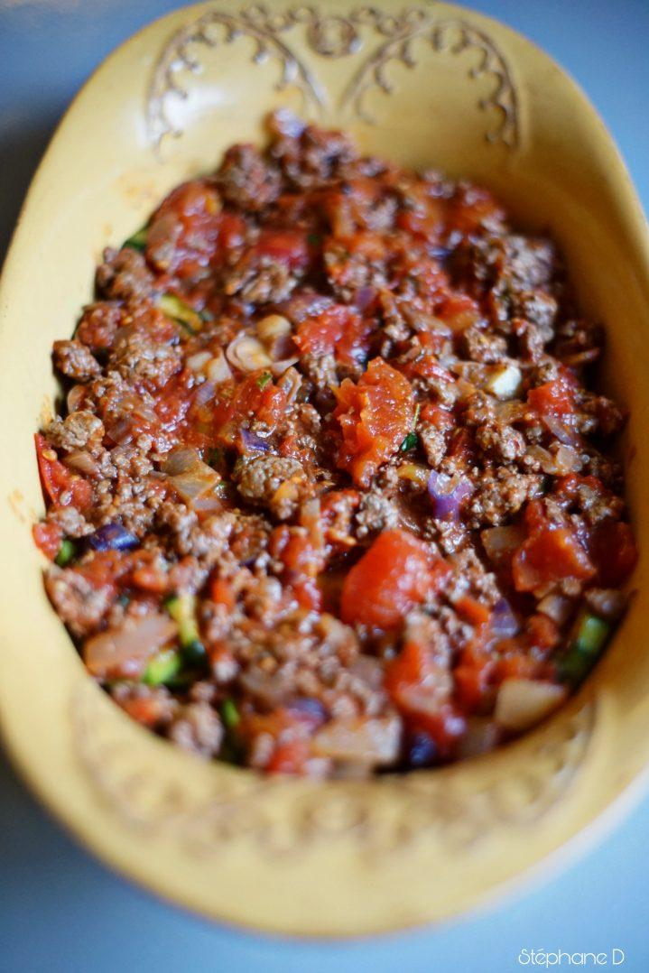 La recette du jour : lasagnes de courgettes 5