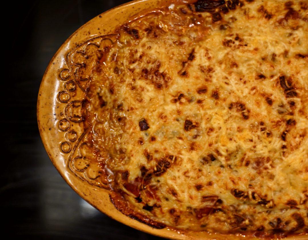 La recette du jour : lasagnes de courgettes 8