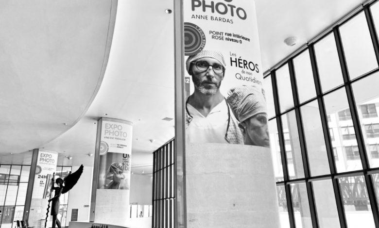COVID-19 : Trois expositions consacrées aux personnels soignants. 1