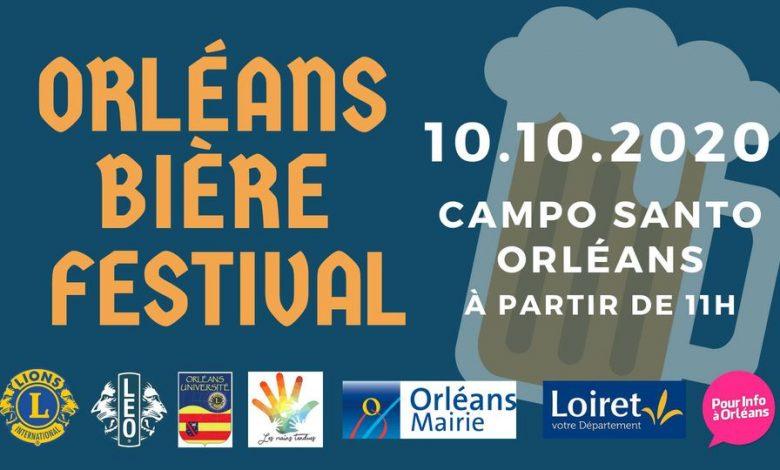 Orléans Bière Festival ce Samedi 10 Octobre au Campo Santo 1