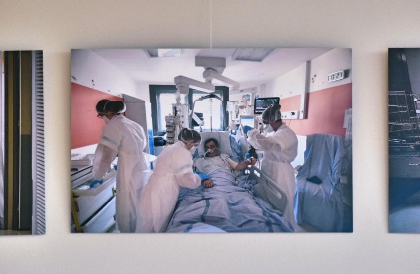 COVID-19 : Trois expositions consacrées aux personnels soignants. 9