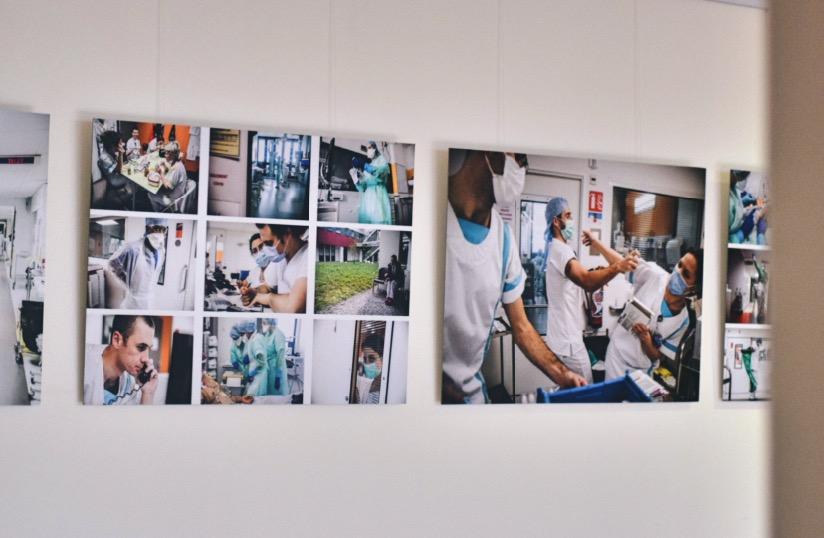 COVID-19 : Trois expositions consacrées aux personnels soignants. 4