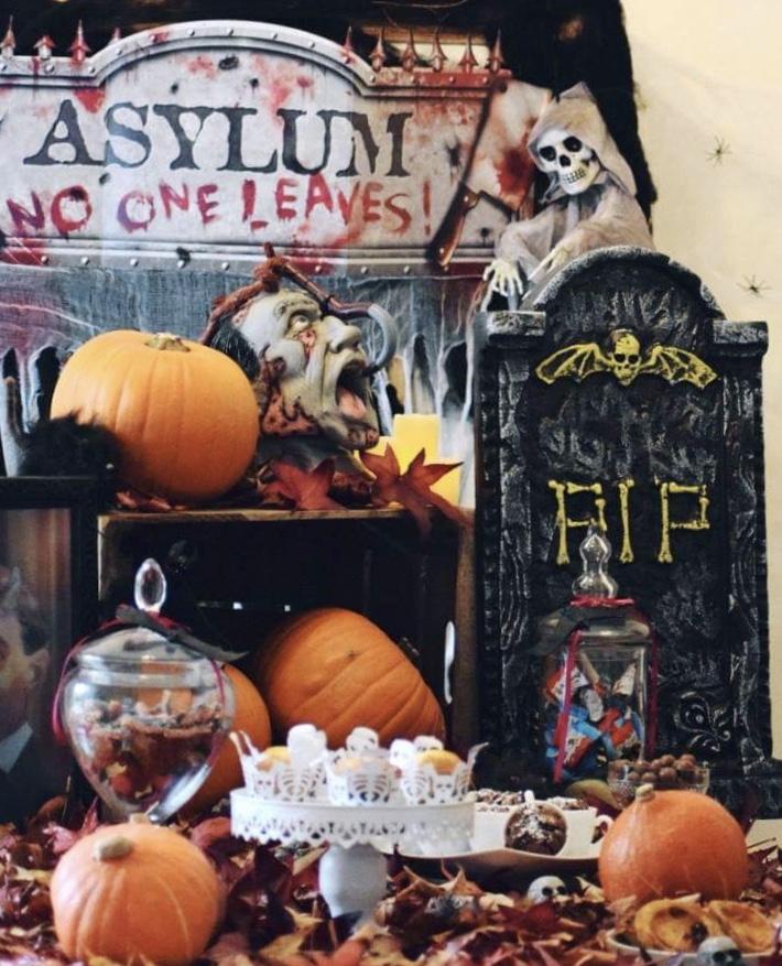 Atelier Halloween : sculpture sur citrouille Jack'O Lantern 2