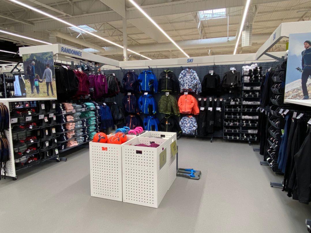 Un Décathlon Shop in Shop a ouvert à Saint Jean de la Ruelle 4