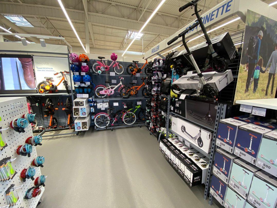 Un Décathlon Shop in Shop a ouvert à Saint Jean de la Ruelle 6