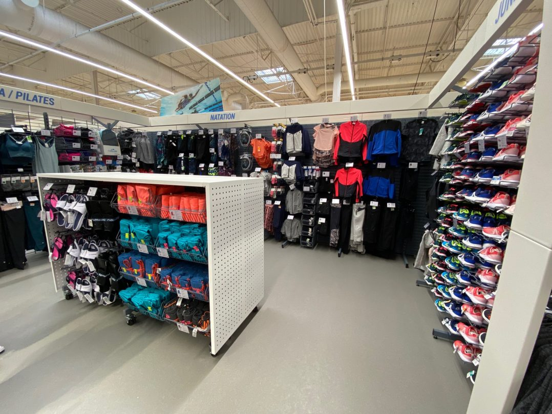 Un Décathlon Shop in Shop a ouvert à Saint Jean de la Ruelle 7