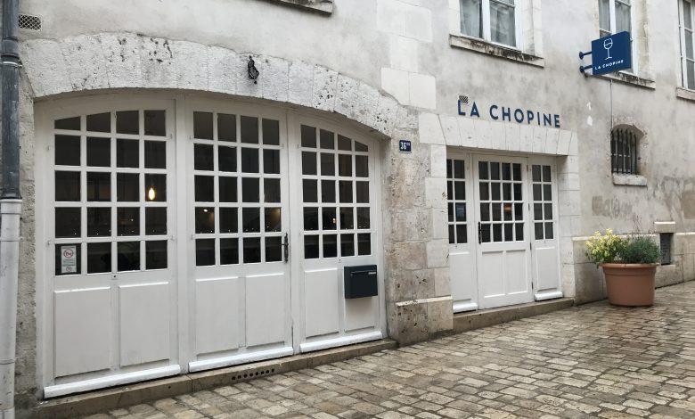 Nouveau bar à vins, La chopine ouvre samedi 1
