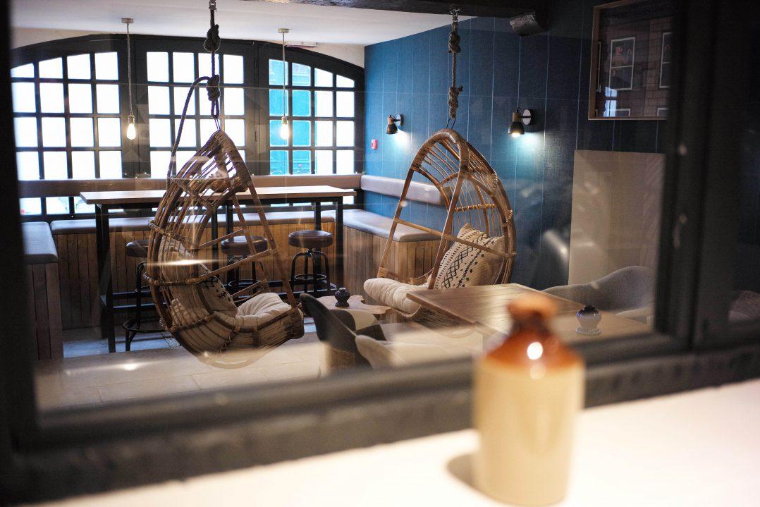 Nouveau bar à vins, La chopine ouvre samedi 3